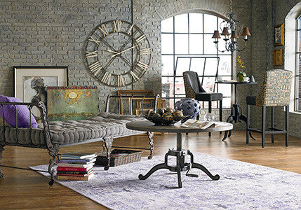 Industrial Furniture Austin