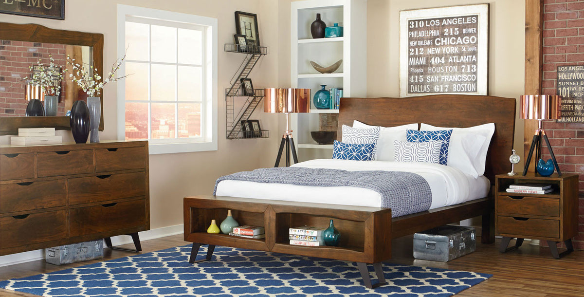 Nottingham Collection bedroom furniture from World Interiors in Austin,Texas
