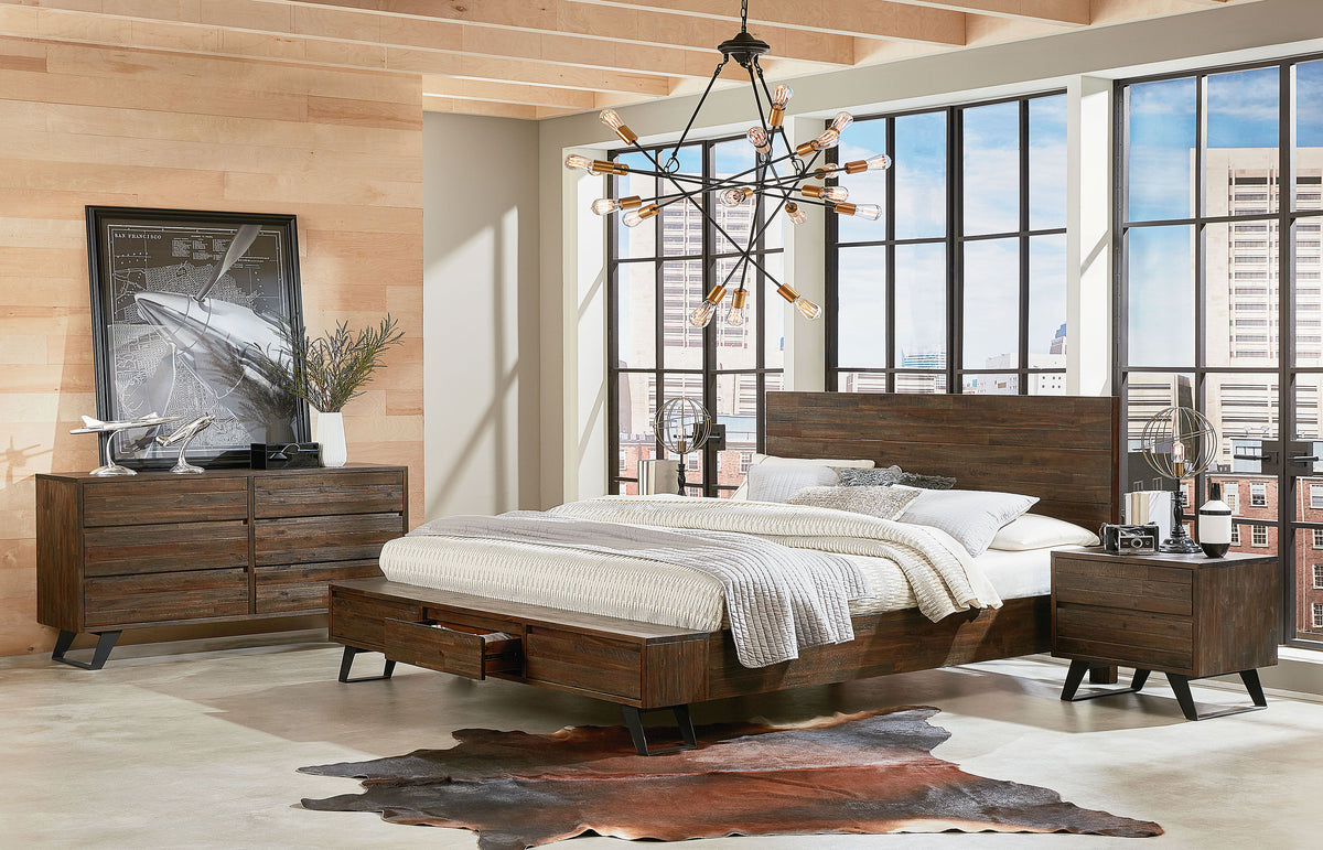 Solid Wood Bedroom Funiture
