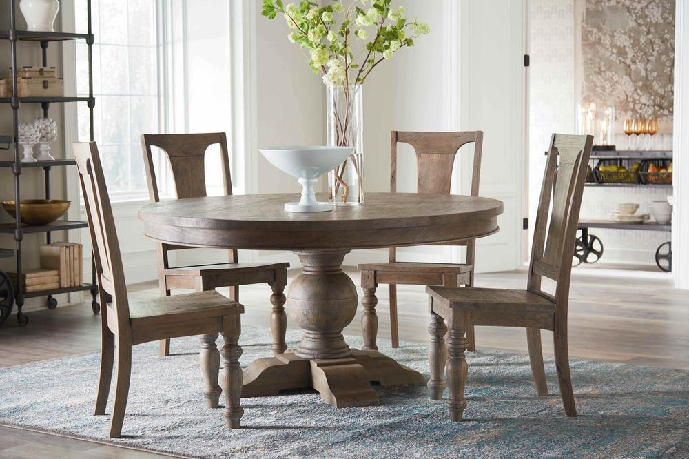 Chatham Downs Spanish Gray Dining Chair