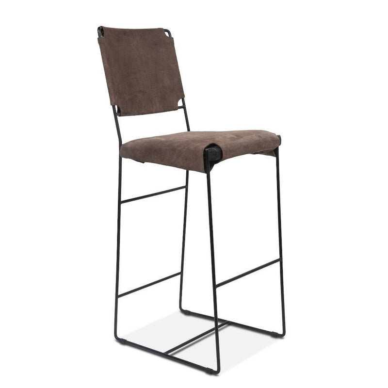 Melbourne Industrial Modern Bar Chair