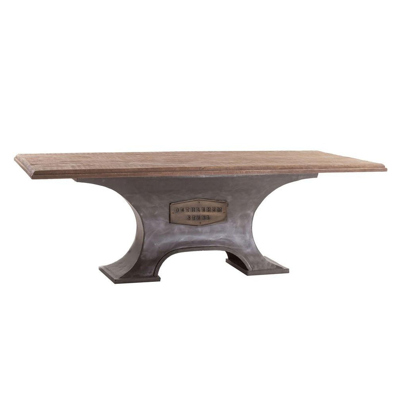 Bethlehem Industrial Modern Dining Table