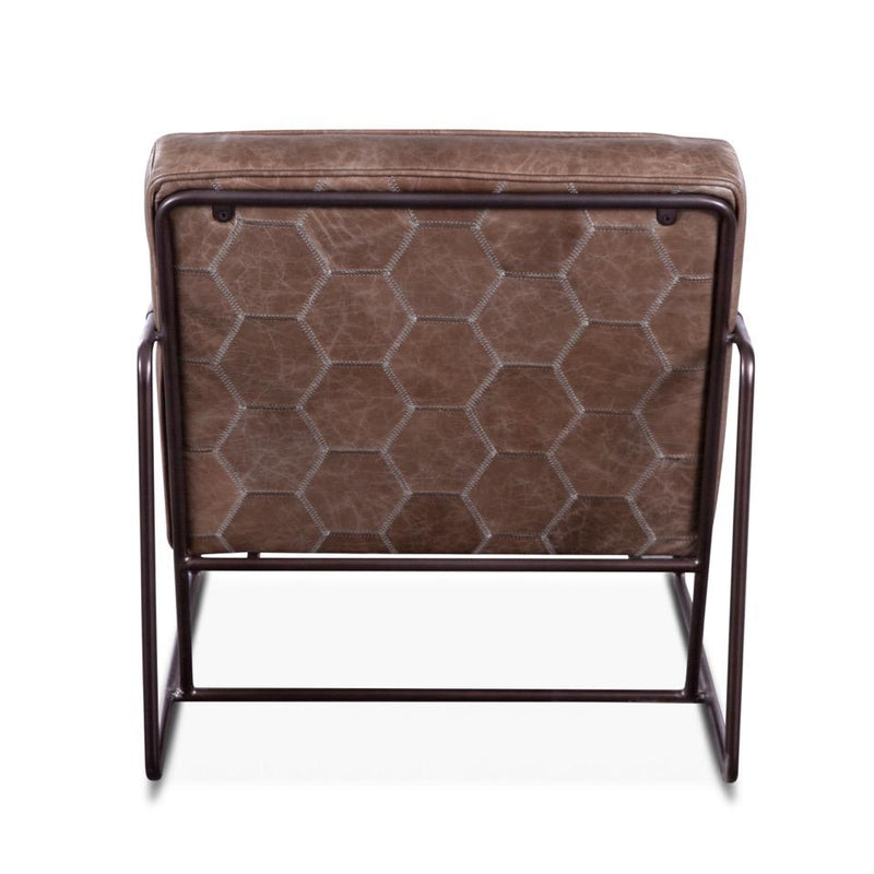Portlando Retro Modern Accent Chair