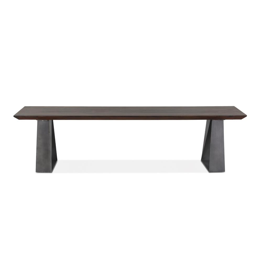 Augusta Mango Wood Dining Bench