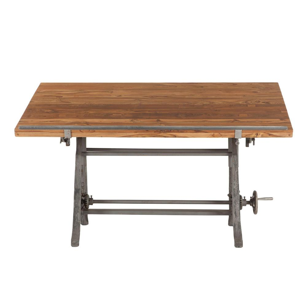 Artezia Industrial Drafting Desk