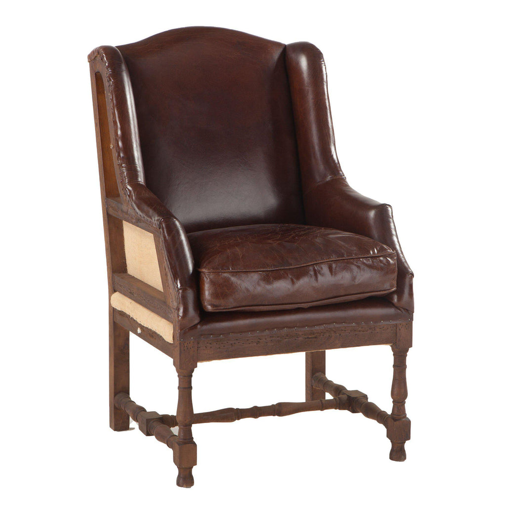 Florence Leather Chair
