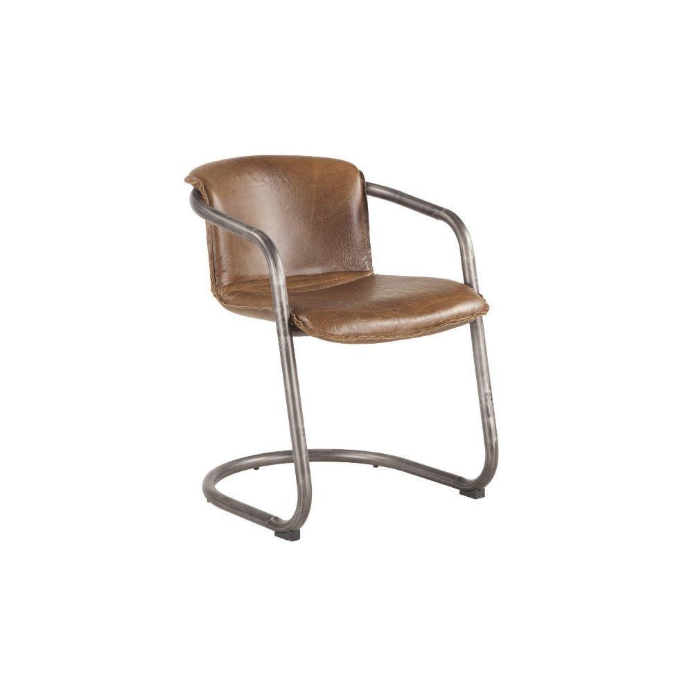 Chiavari Industrial Modern Dining/Arm Chair