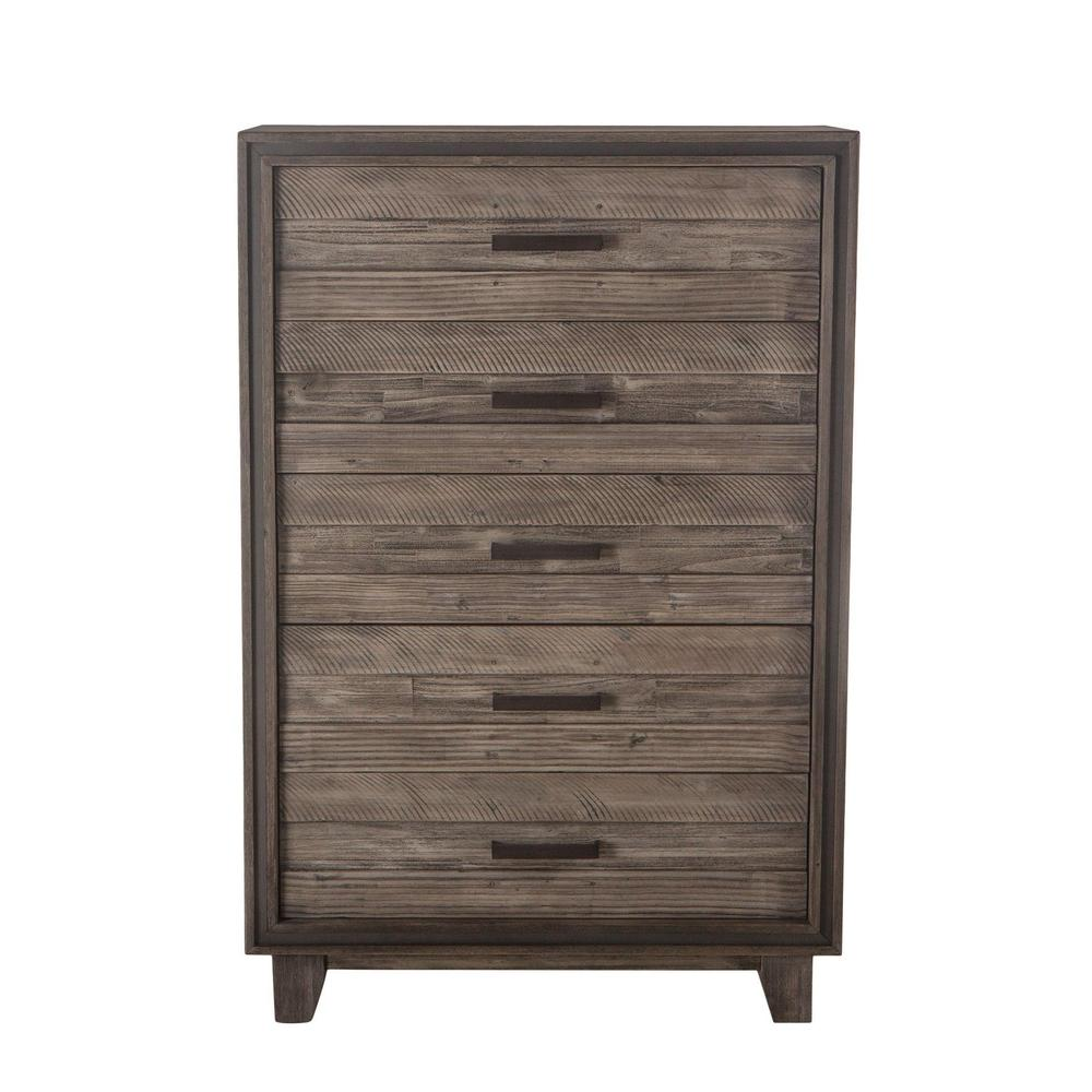 Beachwood Rustic Modern Chest