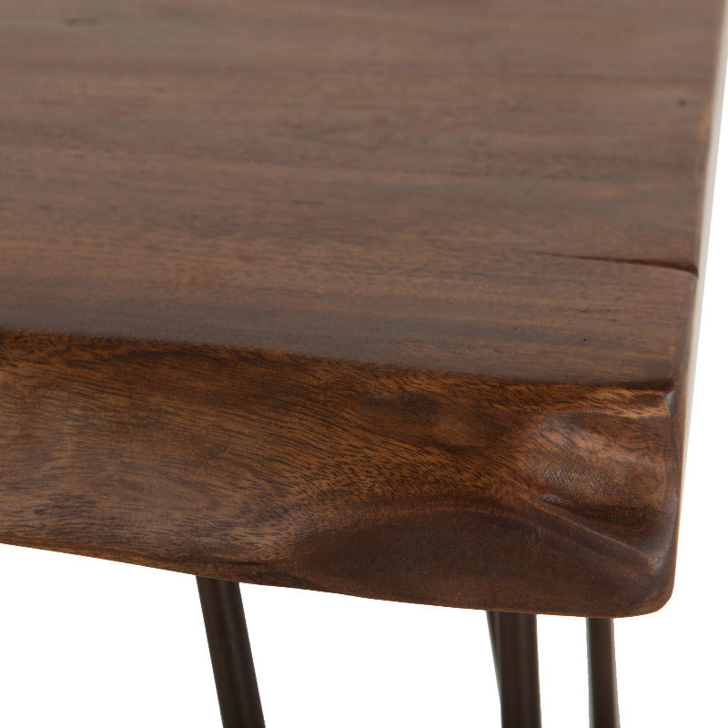 Grandby Mid-Century Modern Side Table