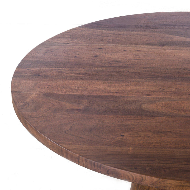 Amici 54-Inch Round Dining Table