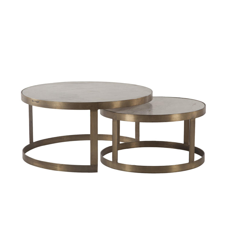 Leonardo Modern Nesting Coffee Table