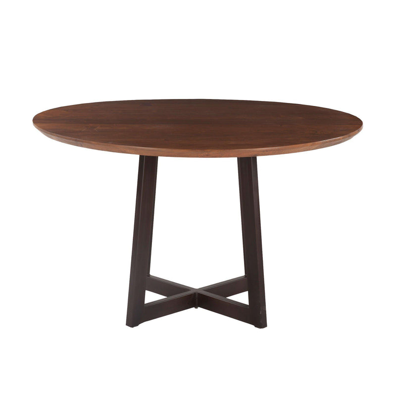 Mapai Mid-Century Modern Round Dining Table