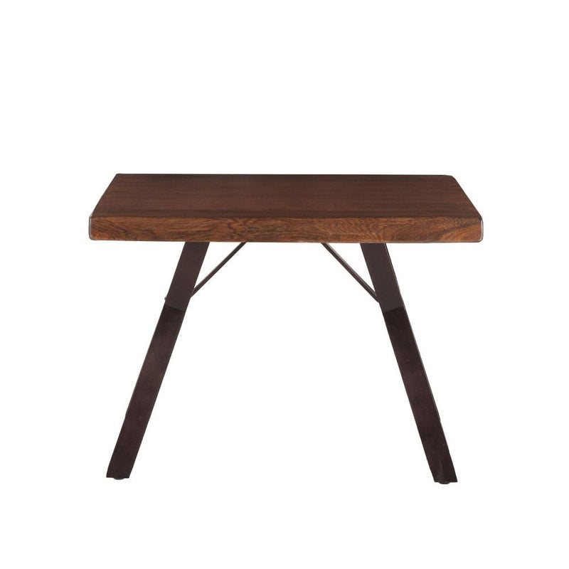 Nottingham Modern Live Edge Side Table