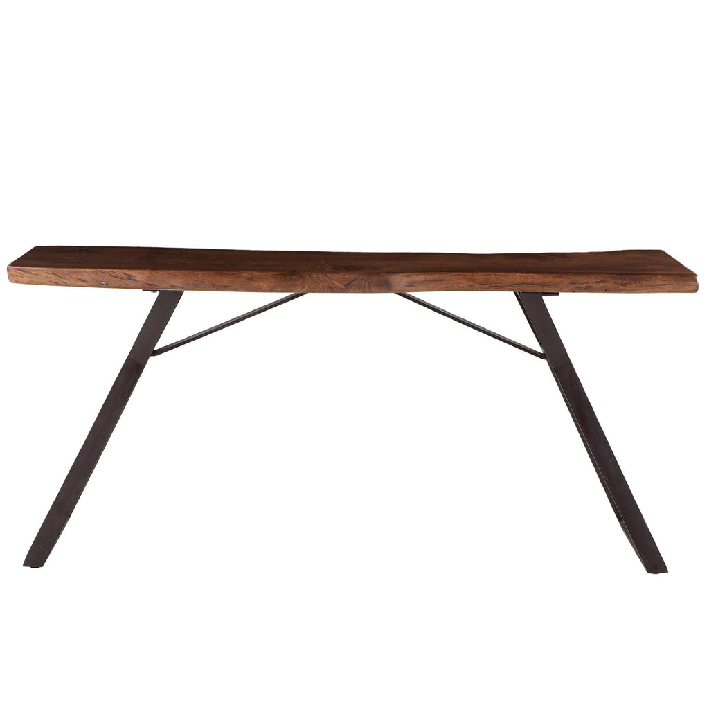 Nottingham Modern Live Edge Console Table
