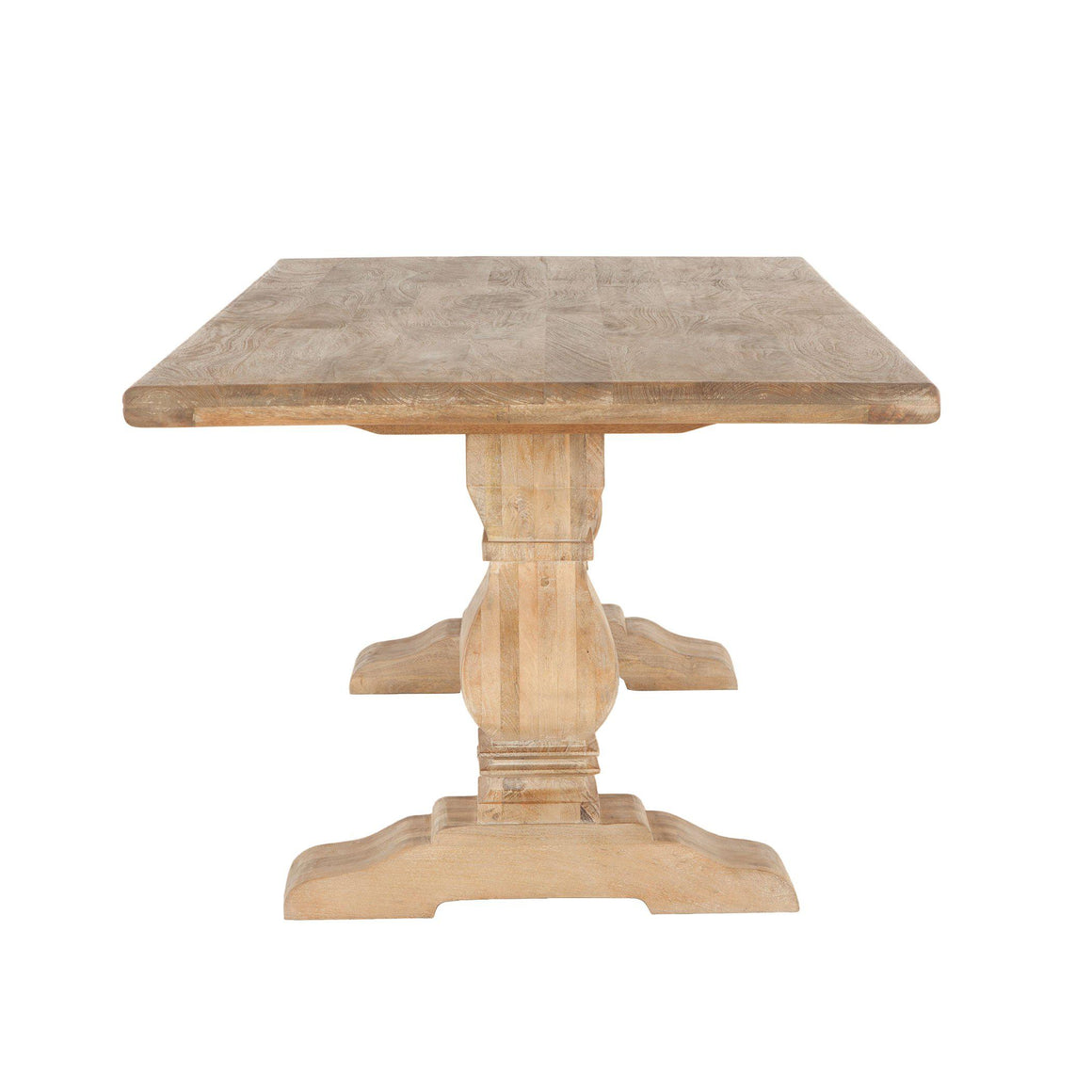 Pengrove Modern Farmhouse Dining Table