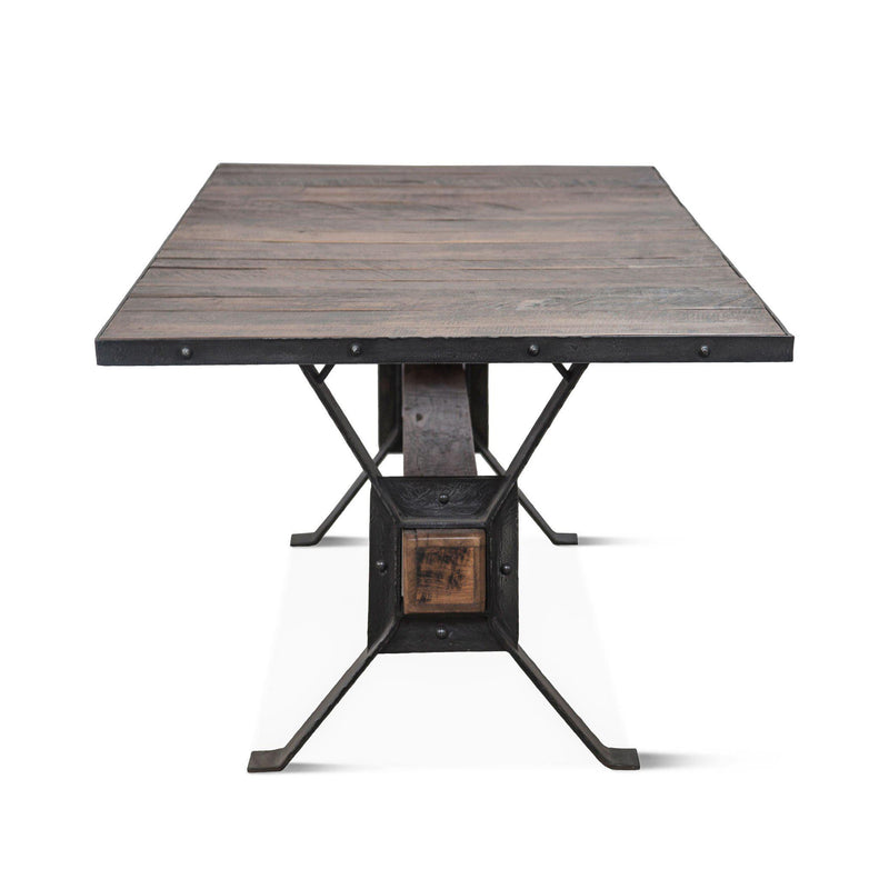Paxton Reclaimed Teak Dining Table