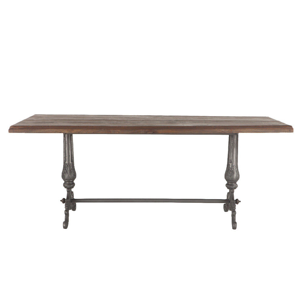Regina French Industrial Dining Table