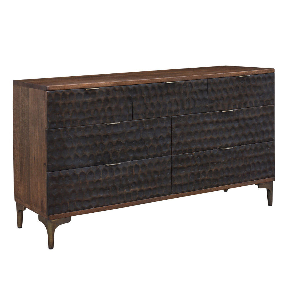 Vallarta Two Tone Mango Wood Dresser