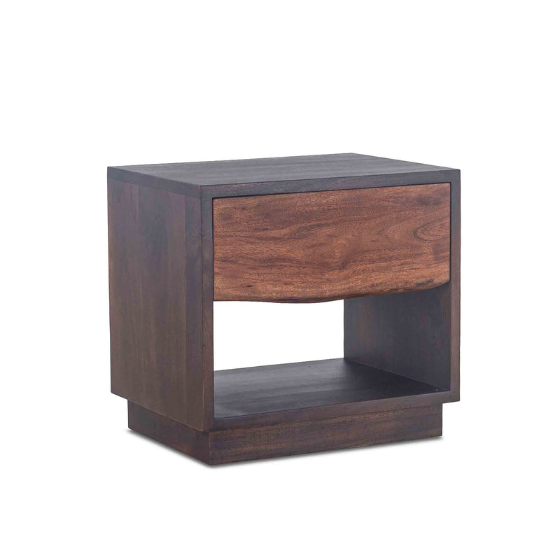 Palermo Live Edge Night Chest