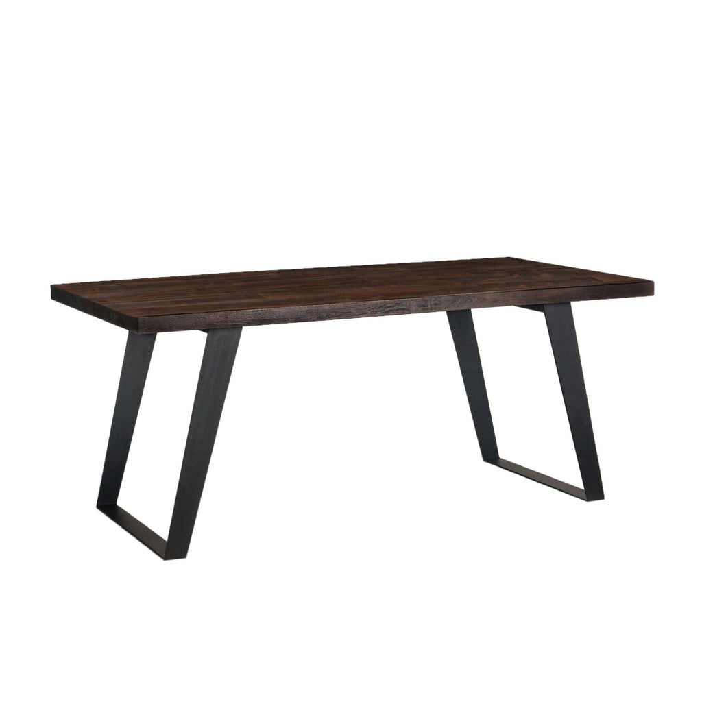 Bruges Industrial Modern Dining Table