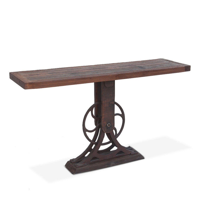 Sterling Cast Iron Console Table