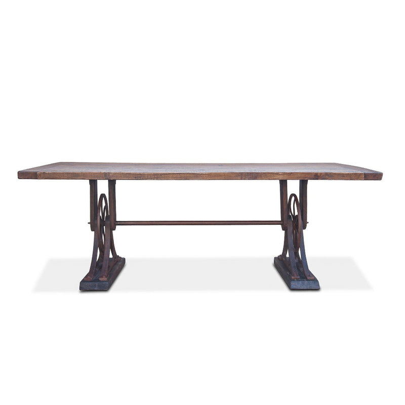 Sterling Reclaimed Teak Wood Dining Table