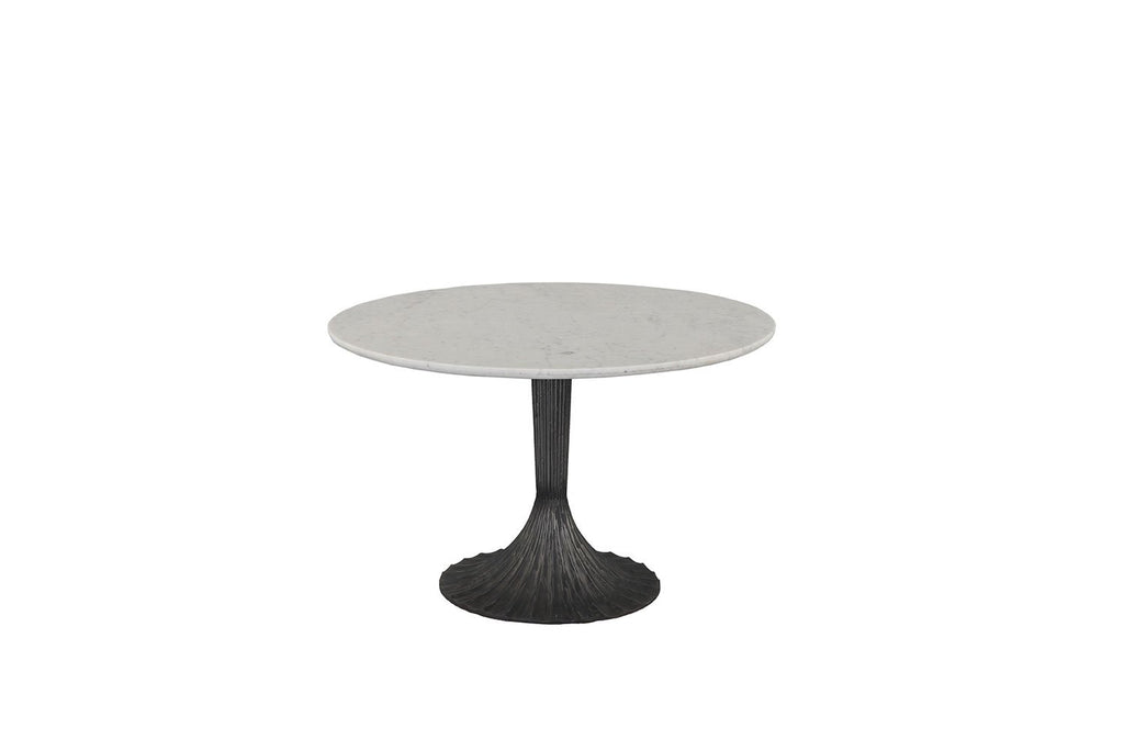 Palm Desert Deco-Modern Round Table