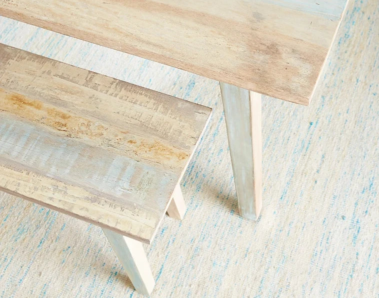 Cordoba Dining Table and Bench