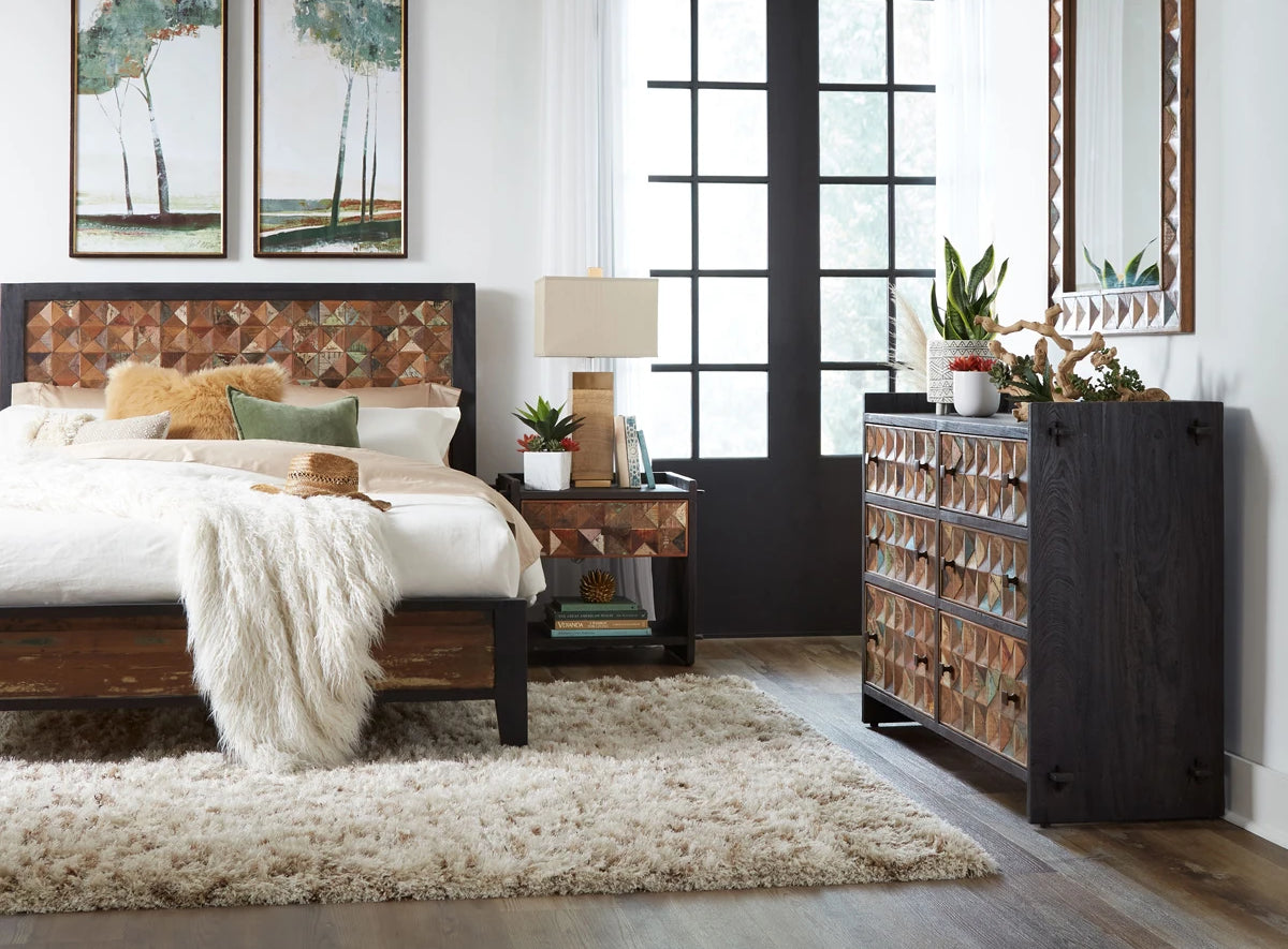 The Messina Bohemian Bedroom Collection