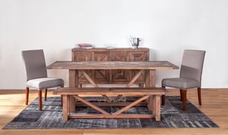 Savannah dining collection with Bristol dining chairs