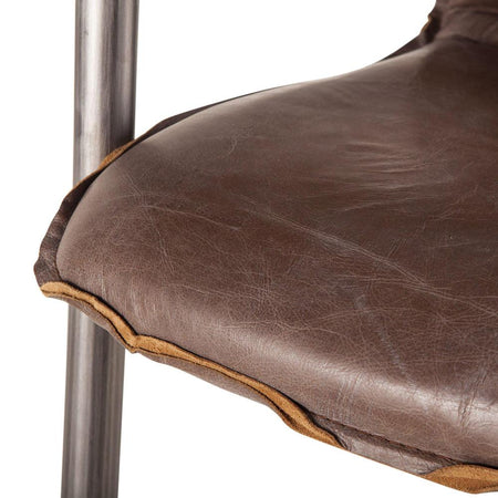 Leather chair upholstery material - dining chair guide