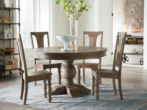 Chatham Downs dining table and chairs