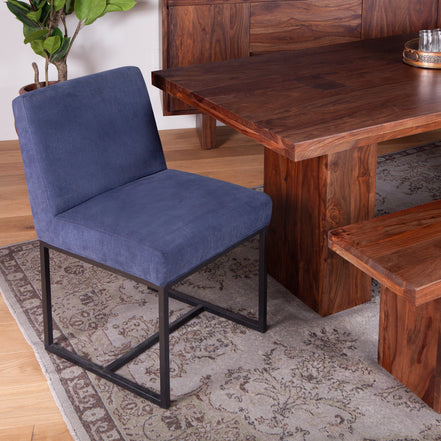 Dining chair size guide