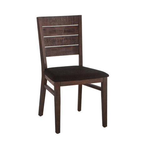 Bruges Modern Solid Wood Dining Chair