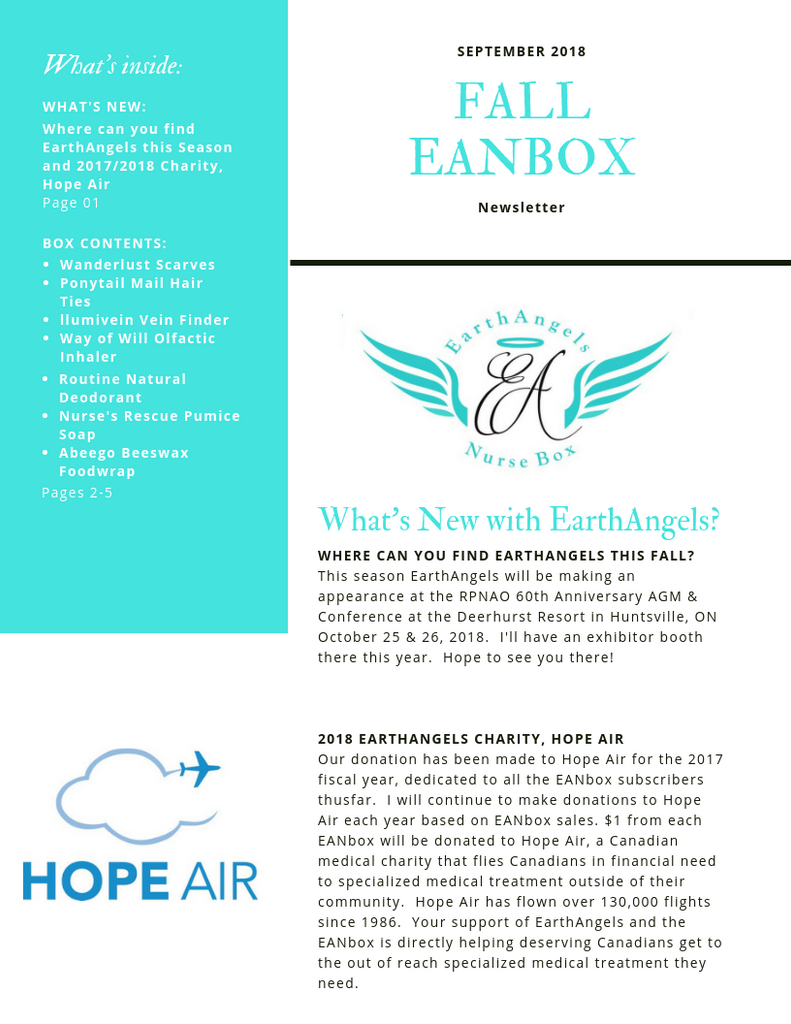 EANbox Newsletter