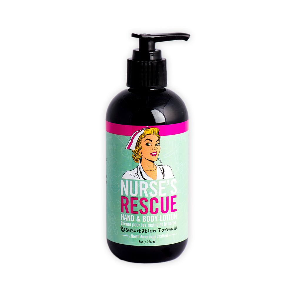 Nurse's Rescue Hand & Body Cream