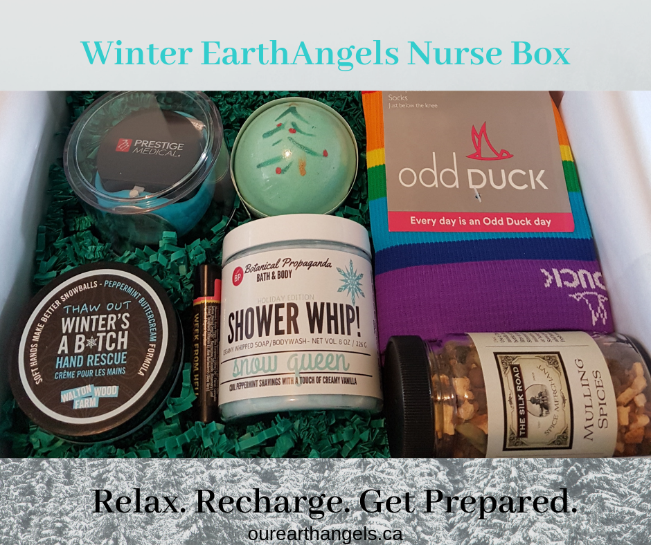EarthAngels Nurse Box - The EANbox