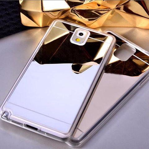 Samsung Galaxy Mirror-Plated Case