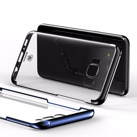 Galaxy S8 Clear Case w/ Trim