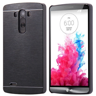 LG Brushed Metal Case
