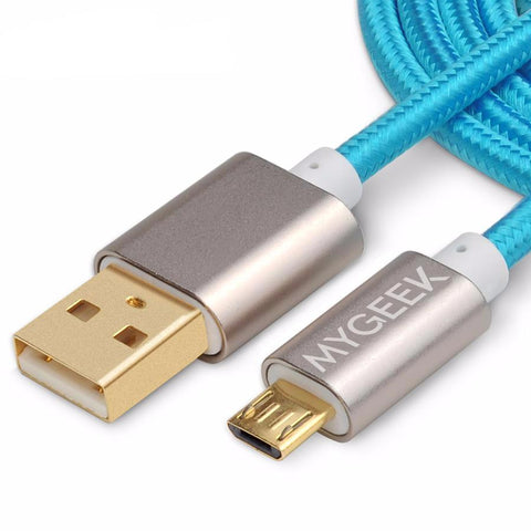 Nylon Braided Micro-USB Cable