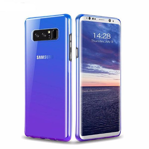 Samsung Note 8 Rainbow Case