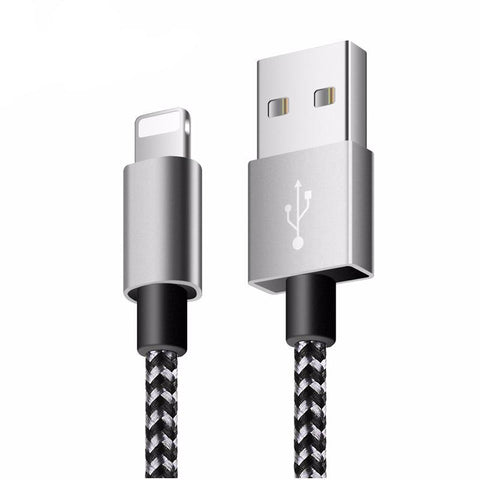 Heavy-Duty iPhone Lightning Cable