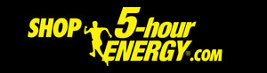 Shop 5-hour ENERGY®