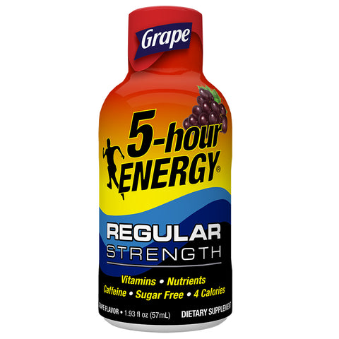 Grape - Regular Strength<br>12-Pack