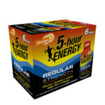 Orange Regular Strength 5-hour ENERGY® Shot 6-pack