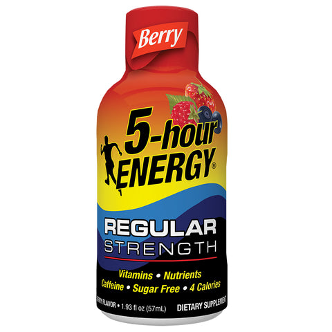 Berry - Regular Strength<br>12-Pack