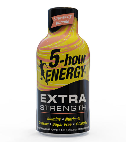 Strawberry Banana - Extra Strength<br>12-Pack