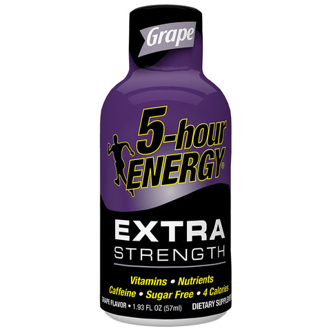Grape - Extra Strength<br>12-Pack
