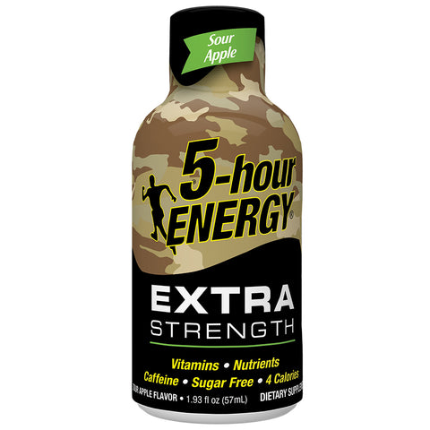 Sour Apple - Extra Strength<br>12-Pack